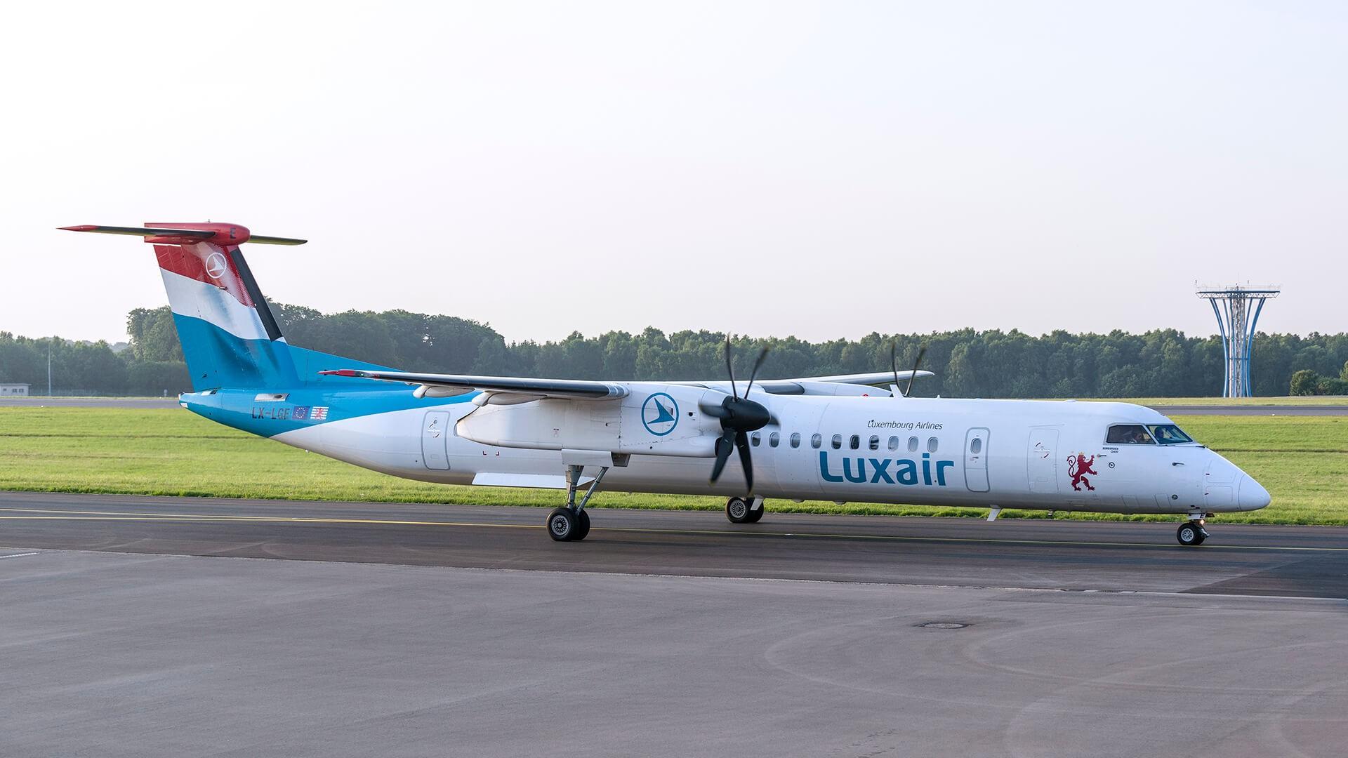 Luxair menja red letenja ka Beogradu i Podgorici