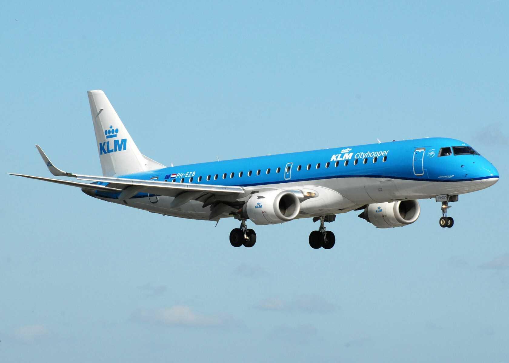 KLM se vraća u Beograd