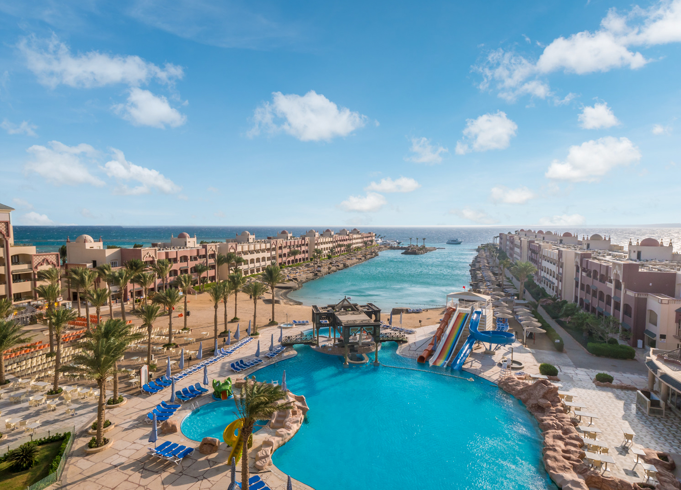 Hotel Sunny Days Resort Spa & Aqua park, Hurgada, letnje destinacije, na plaži, ronjenje