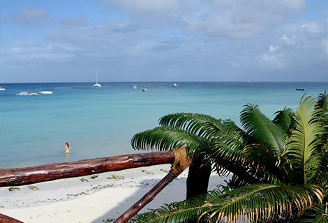 Tropske destinacije, Zanzibar, Amman bungalows, the beach, daleke destinacije