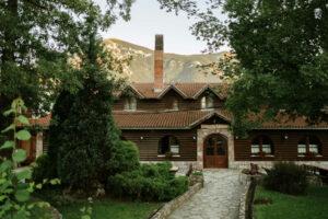 Zimovanje, Srbija, Rtanj, Etno Hotel Rtanj Balašević, Hajdučka kuća