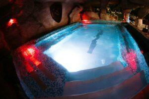 Zimovanje, Srbija, Rtanj, Etno Hotel Rtanj Balašević, unutrašnji bazen