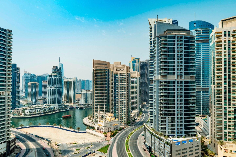 Tropske destinacije,Dubai,Grosvenor House, beach, daleke destinacije, Dubai marina