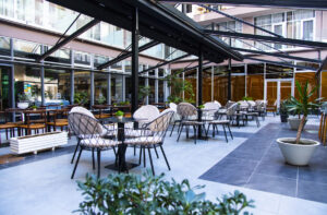 Hotel Belmodo Durrea-Jumbo Travel-restoran overview