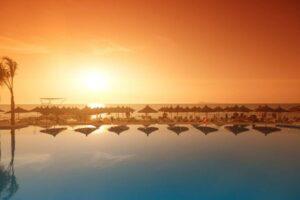 Hotel Brilliant Albania-Jumbo Travel-sunset