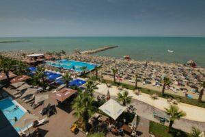 Hotel Brilliant Albania-Jumbo Travel-beach overview and pool