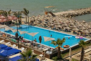 Hotel Brilliant Albania-Jumbo Travel-pool view