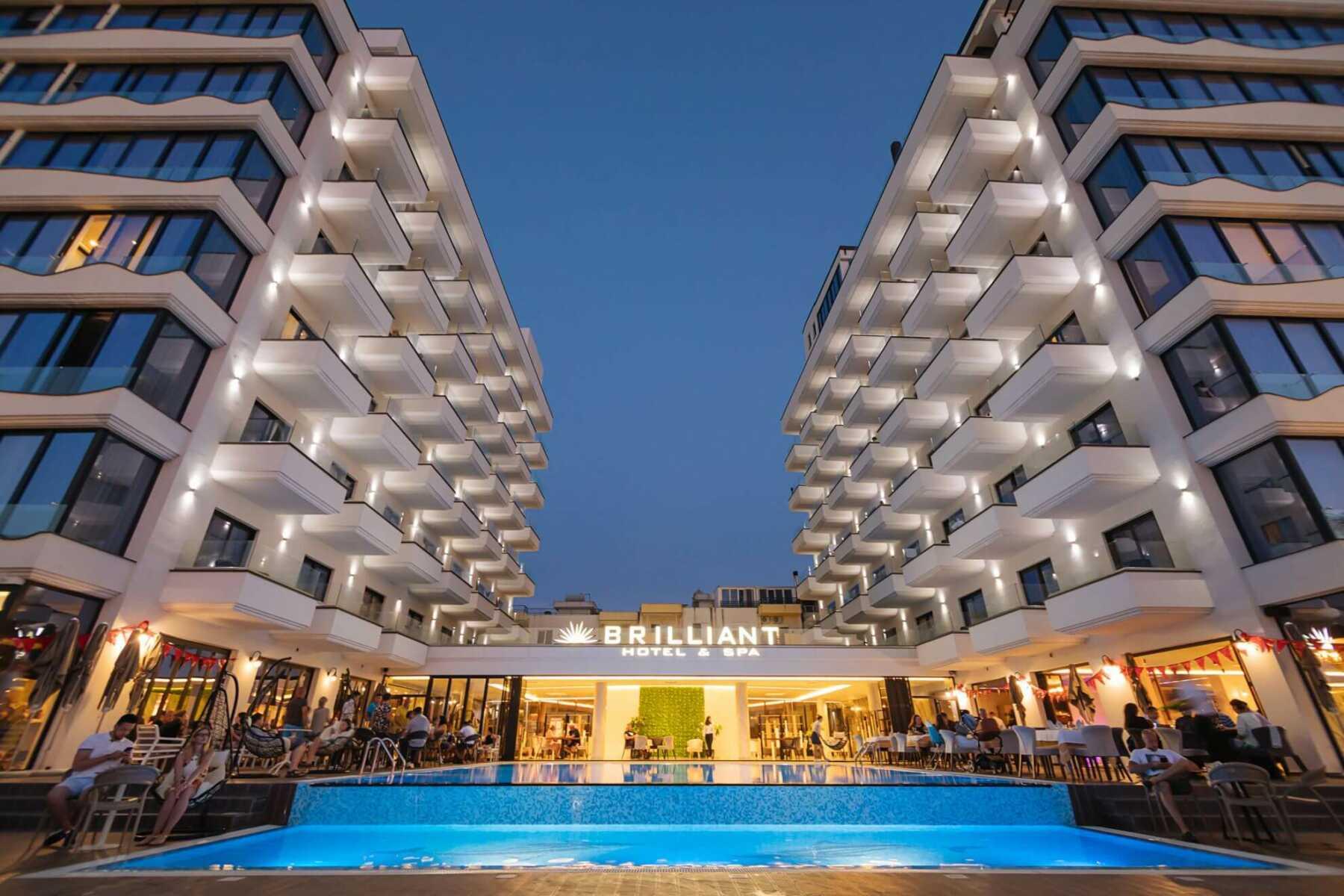 Hotel Brilliant Albania-Jumbo Travel-overview