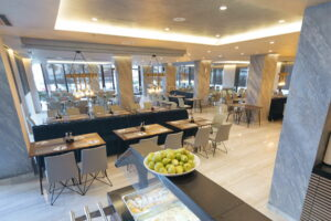 Hotel Brilliant Albania-Jumbo Travel-restoran
