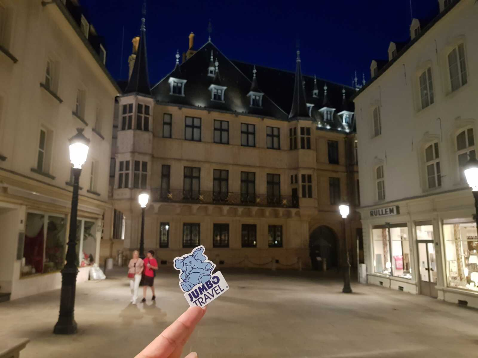 Luksemburg - Luxembourg