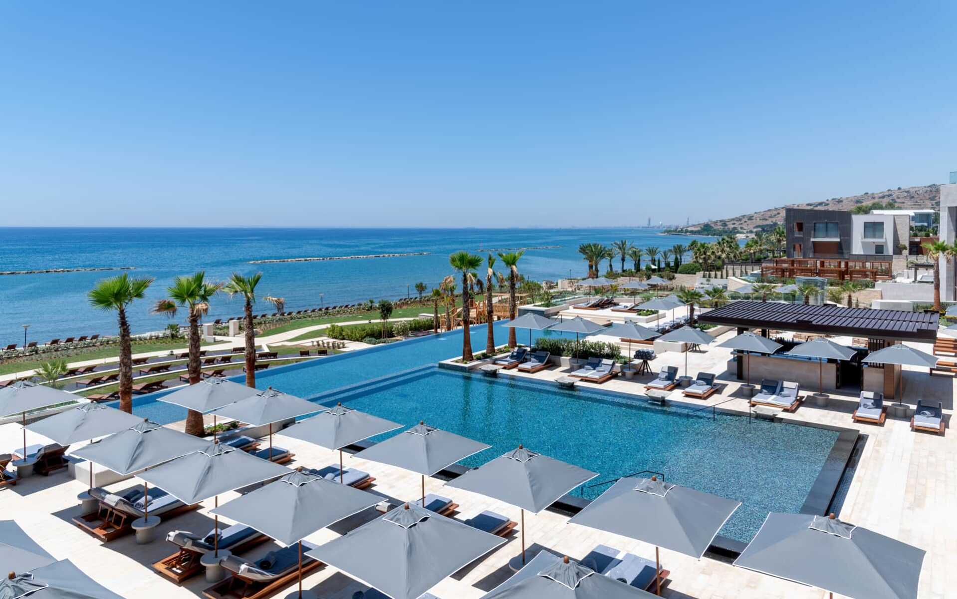 Amara Hotel-Limassol-Jumbo Travel- The pool bar