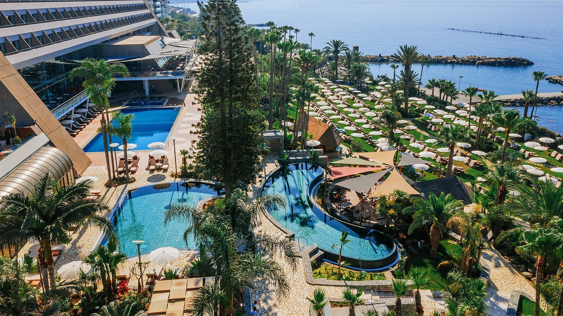 Amathus Beach Hotel-Limassol-Jumbo Travel-overivew