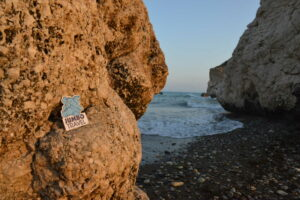 Boginja Afrodita, Kipar - mesto gde je iz morske pene rođena Afrodita