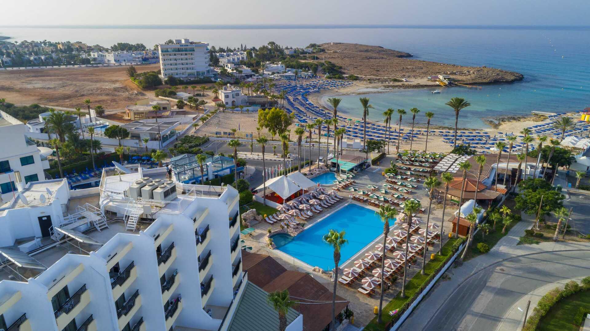 Hotel Pavlon Napa-Ayia Napa-Jumbo Travel-hotel overview