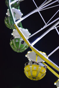 Kipar, Aya Napa - gondola u luna parku