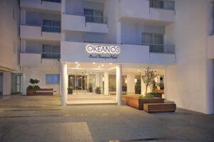Okeanos Beach Boutique Hotel-Ayia Napa-Jumbo Travel-entrance