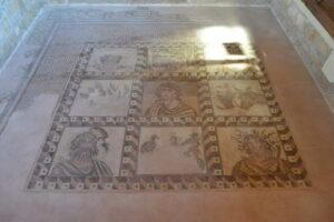 Pafos, Kipar - stari mozaik
