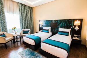 Signature Hotel-Al-Barsha- Jumbo Travel-twin room