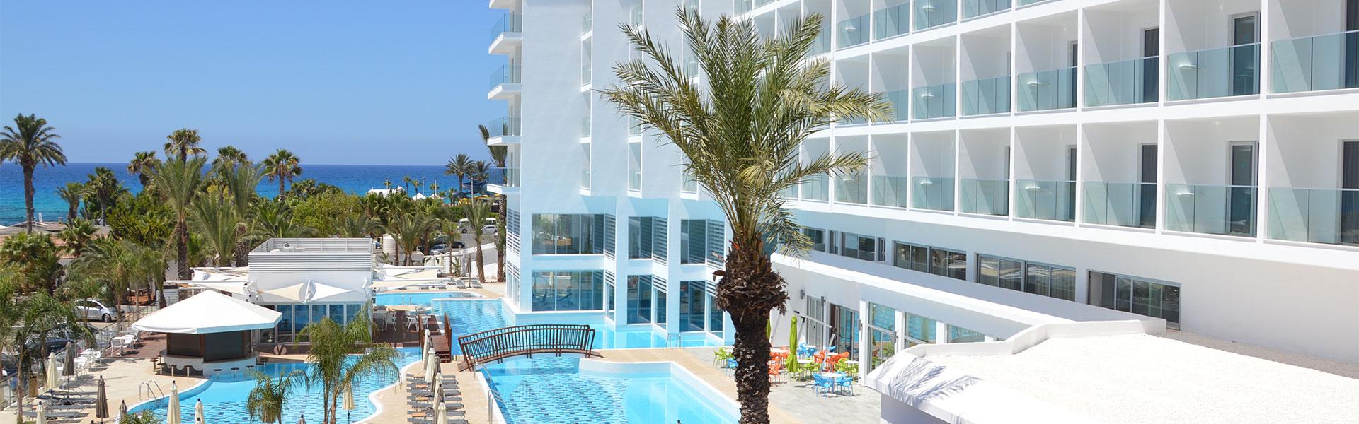 Vassos Nissi Plage Hotel 4-Ayia Napa-Jumbo Travel-hotel overview