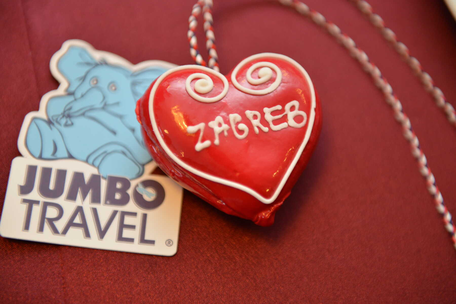 Zagreb - licidarsko srce, putovanja