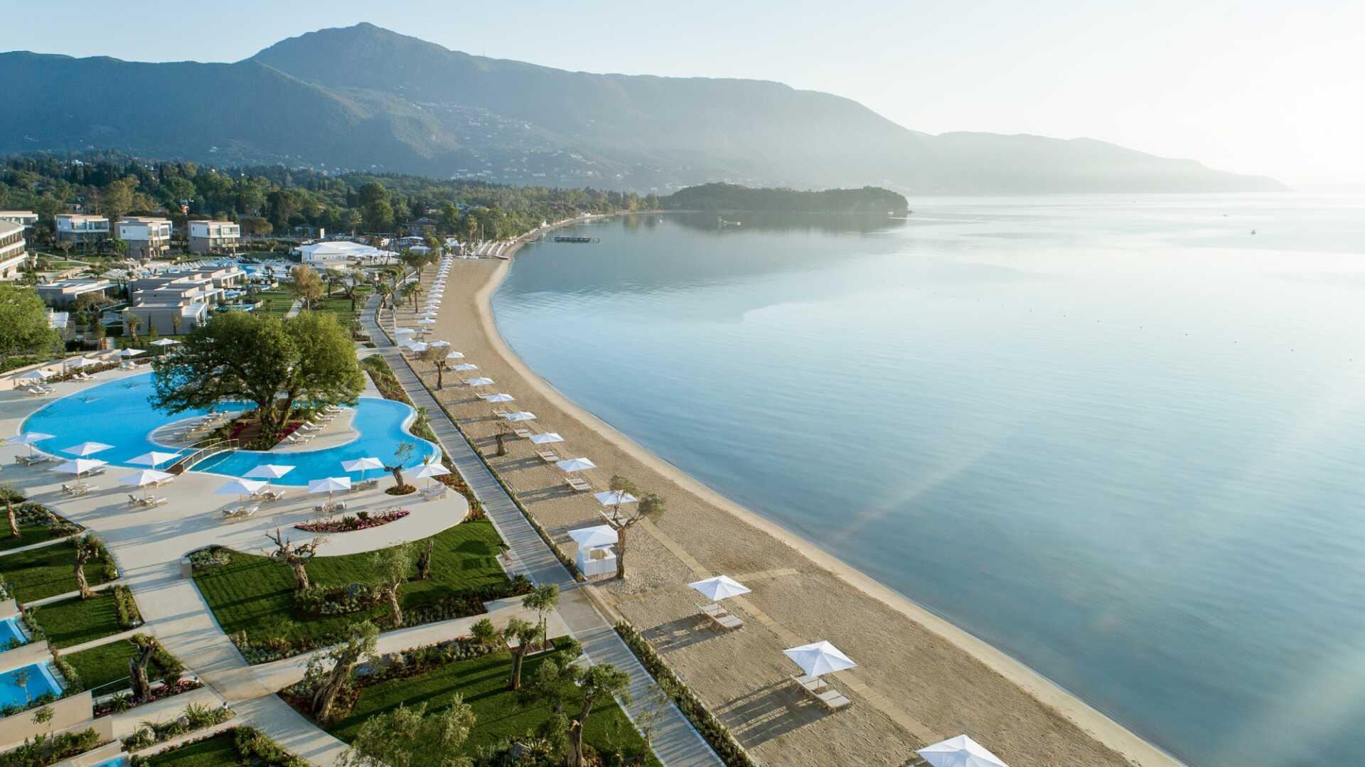 Ikos Dassia-Krf-Jumbo Travel-hotel overview