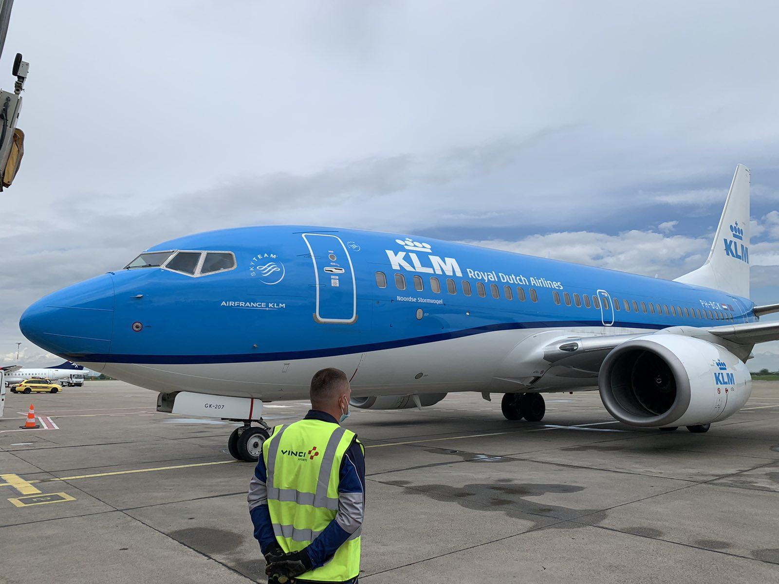 KLM svakodnevno do Beograda