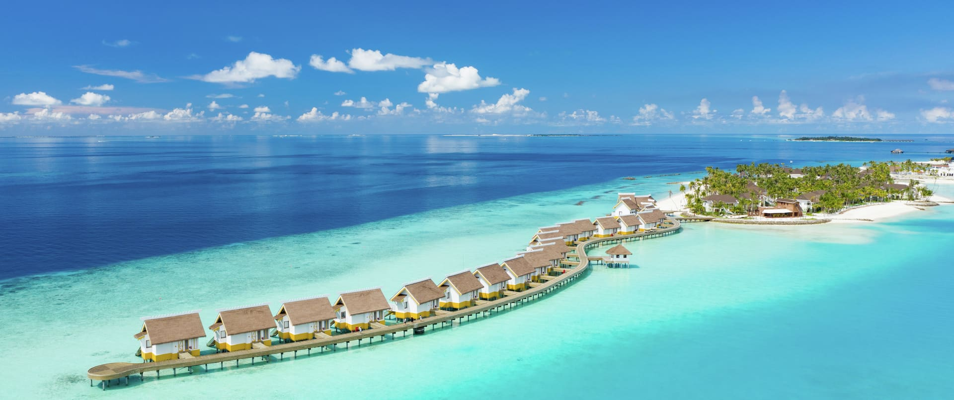 SAii Lagoon Maldives, Curio Collection by Hilton -Jumbo Travel-island view