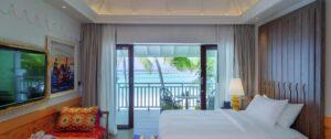 SAii Lagoon Maldives, Curio Collection by Hilton-Jumbo Travel-sky room