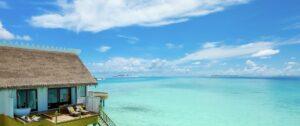 SAii Lagoon Maldives, Curio Collection by Hilton-Jumbo Travel-water villa