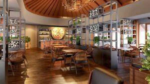 Bandos Maldivi-Jumbo Travel-grill bar