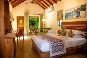Reethu Faru Resort-Maldivi-Jumbo Travel-garden room