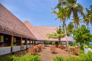 Reethu Faru Resort-Maldivi-Jumbo Travel-restaurant