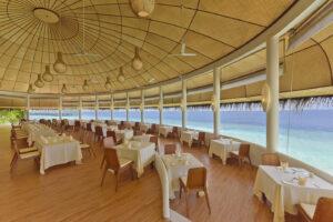 Dreamland Maldivi-Jumbo Travel-restaurant