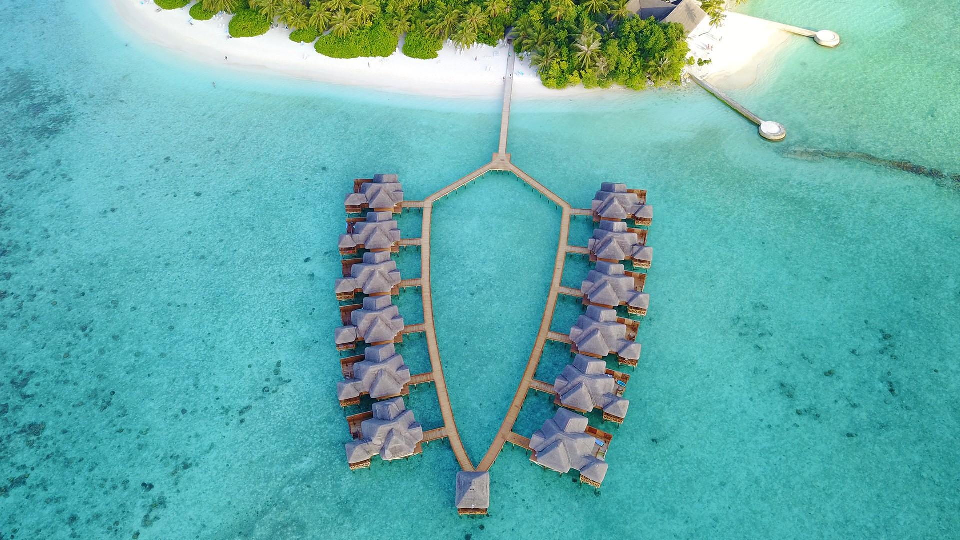 Fihalhohi Island -Maldivi-Jumbo Travel-resort overview