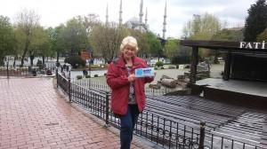Istanbul sa plavim slonom